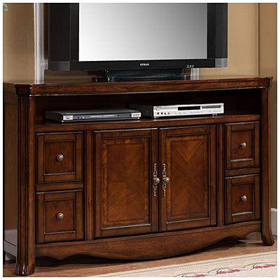 Ash Burl Finish Tv Stand Big Lots Affordable Living Room Furniture Tv Stand Furniture Tv Stand