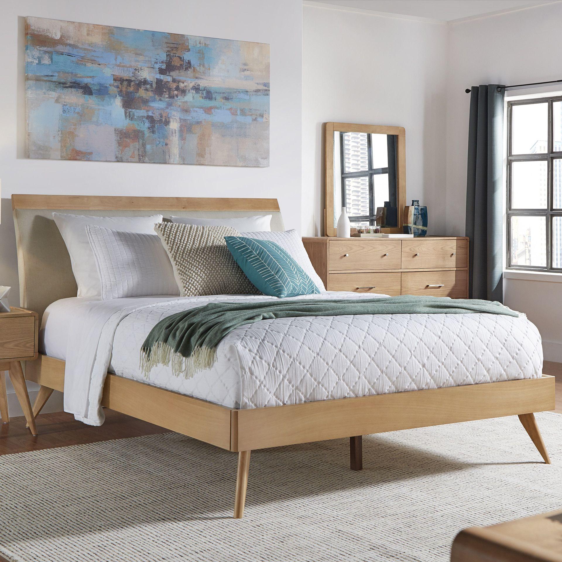 Customer Image Zoomed Home decor, Upholstered platform