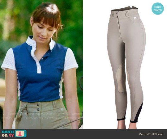 701c16e8108 Spencer s riding pants on Pretty Little Liars. Outfit Details  https    wornontv
