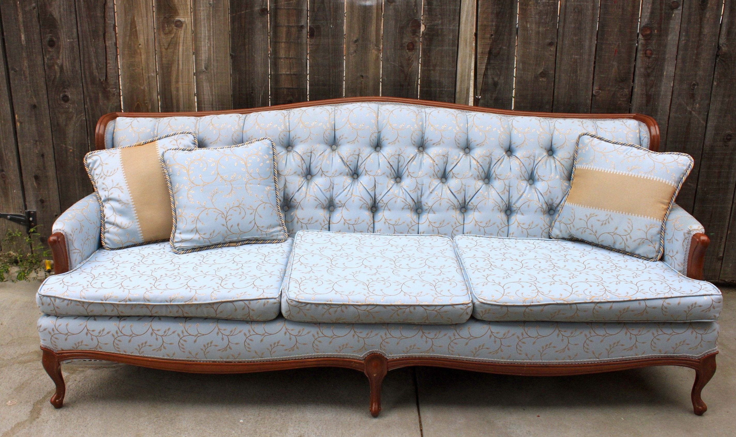 Vintage Regency Style Sofa 375 Burbank Http Furnishly