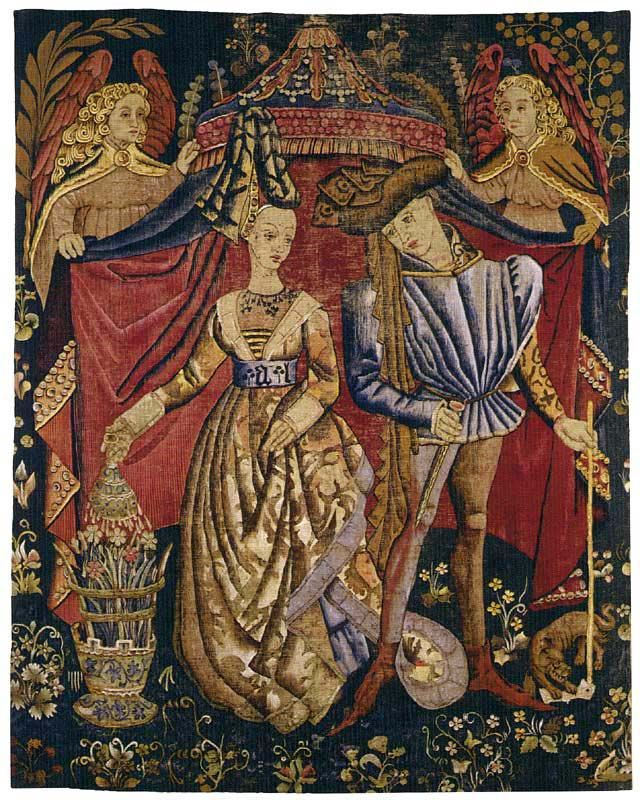 Charles D Orleans Prince Des Poetes Eleanor Of Aquitaine Medieval Tapestry Cleves