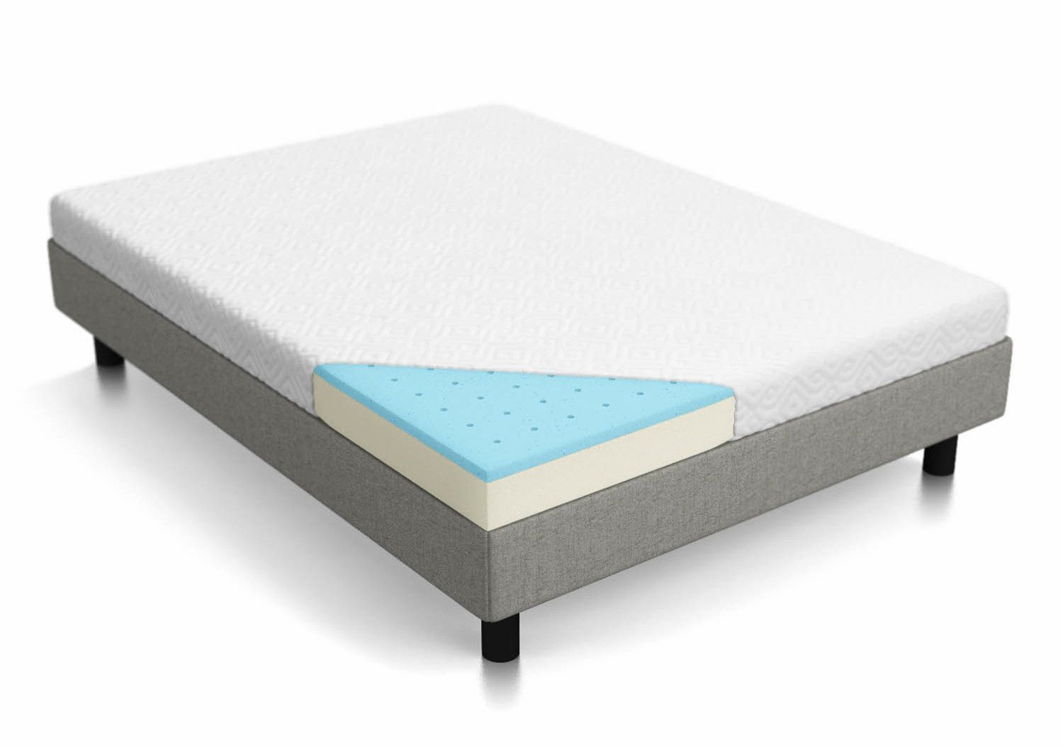 5 Firm Gel Memory Foam Mattress Mattress Foam Mattress Memory