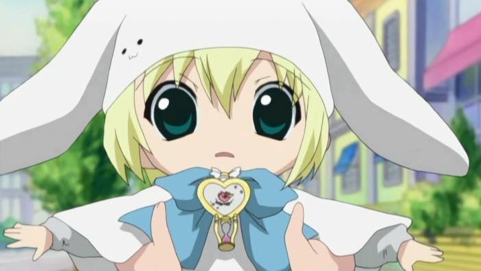 Cute Anime Baby Boy SUZUNE FROM KAMICHAMA KARIN