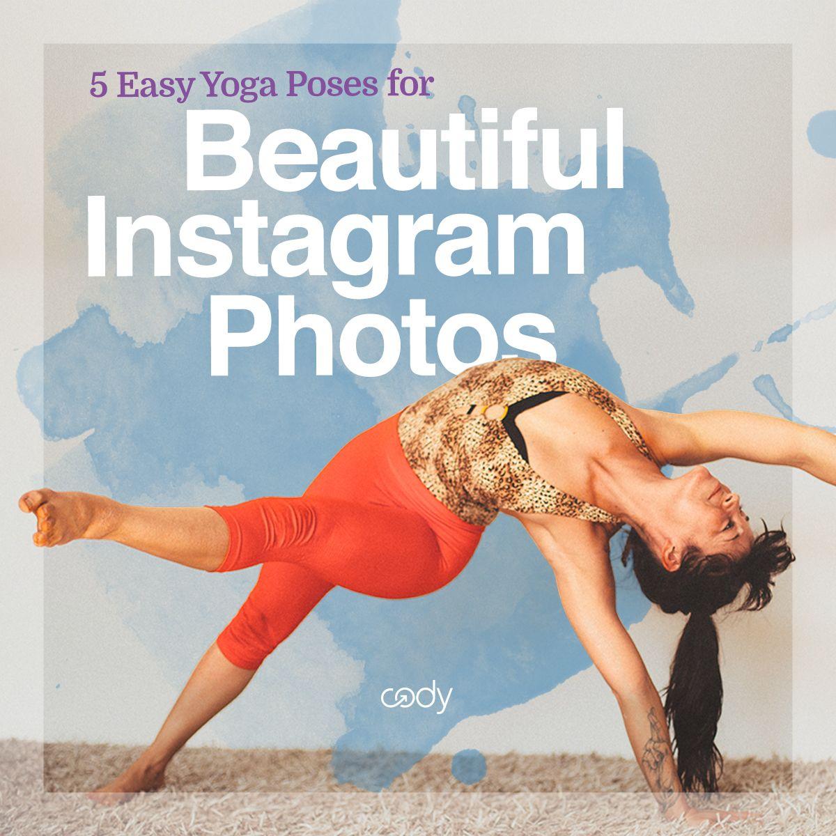 Yoga Stretches Instagram
