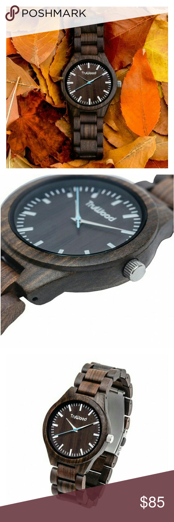 wood verawood watches with watch wooden made truwood shop watchband