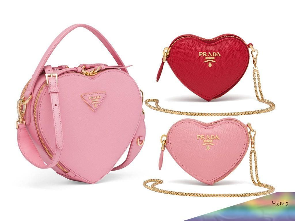 Image Prada Prada Has Gone All Out For This Yeara S Qixi Also Known As Chinese Valentinea S Day Which Is Just Round The Corne Em 2020 Roupas Adidas Sapatos Bolsas