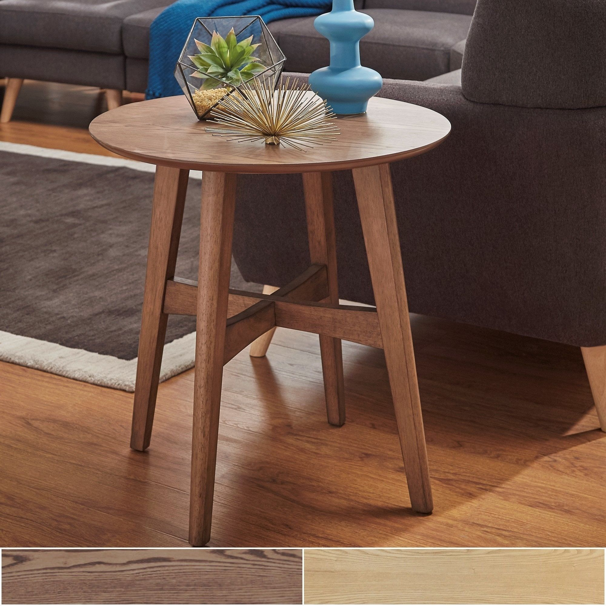 Rona Wood End Table iNSPIRE Q Modern - Free Shipping Today - Overstock.com -