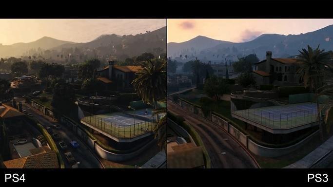 GTA 5 – Xbox One vs PS4 vs PC – Graphics Performance