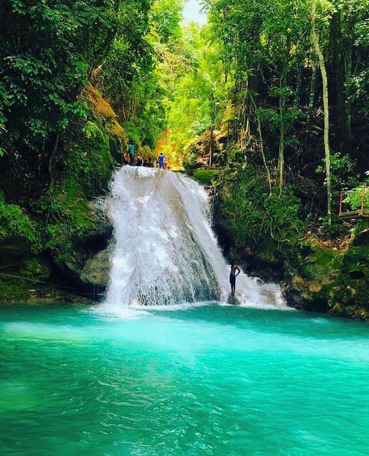 Bluehole Stann Jamaicatraveltoday Caribbean Islandlife