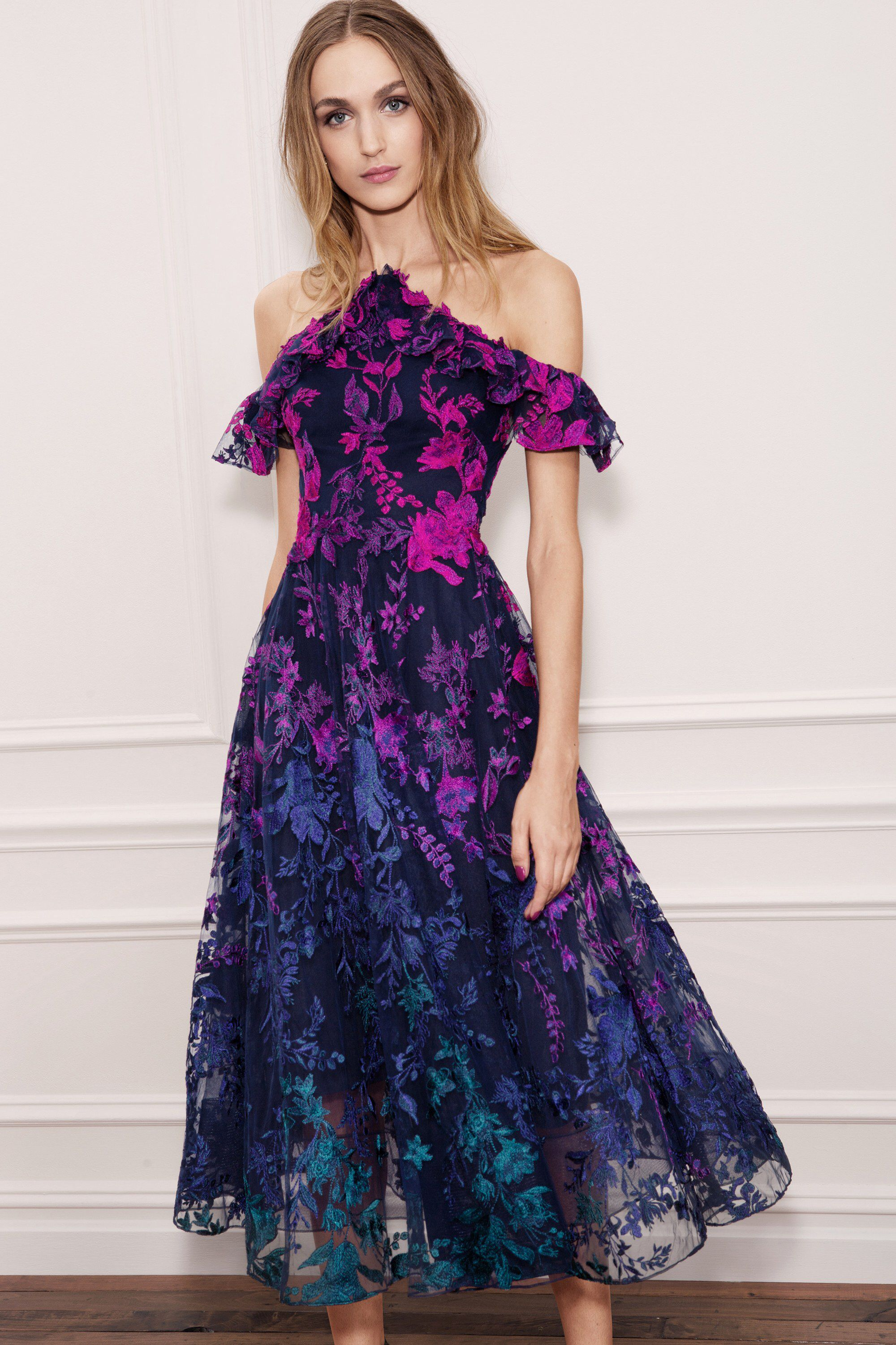 Marchesa Notte Spring 2018 Ready-to-Wear Fashion Show Collection ...