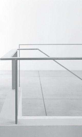 Suzon Ingber Associates Galerie Baronian Stair Rail