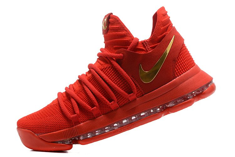 Nike KD 10 Chinese Red  9993c18cd