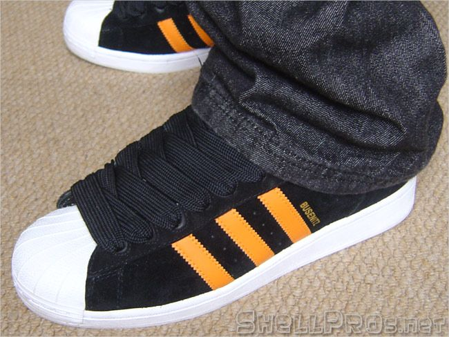One of my all-time favorites: Adidas Superstar Skate Busenitz – #762371, 10/08