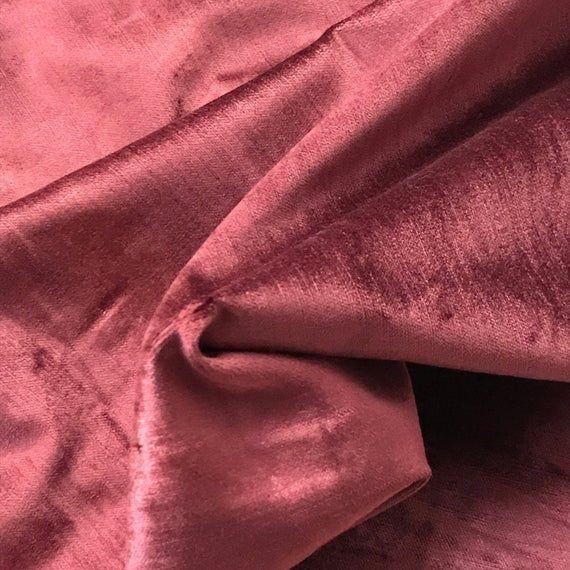 Wine Red Velvet Upholstery Fabric #velvetupholsteryfabric Wine Red Velvet Upholstery Fabric