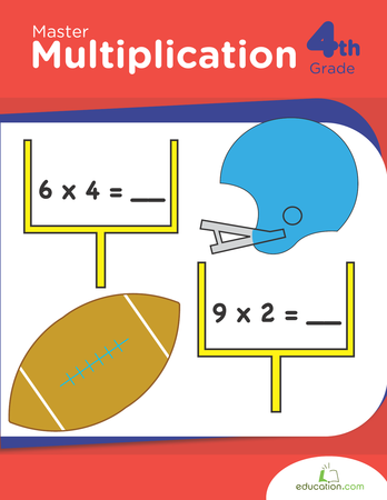Master Multiplication | Homeschool Stuff | Math workbook