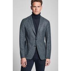 Photo of Helican jacket in gray melange Joop
