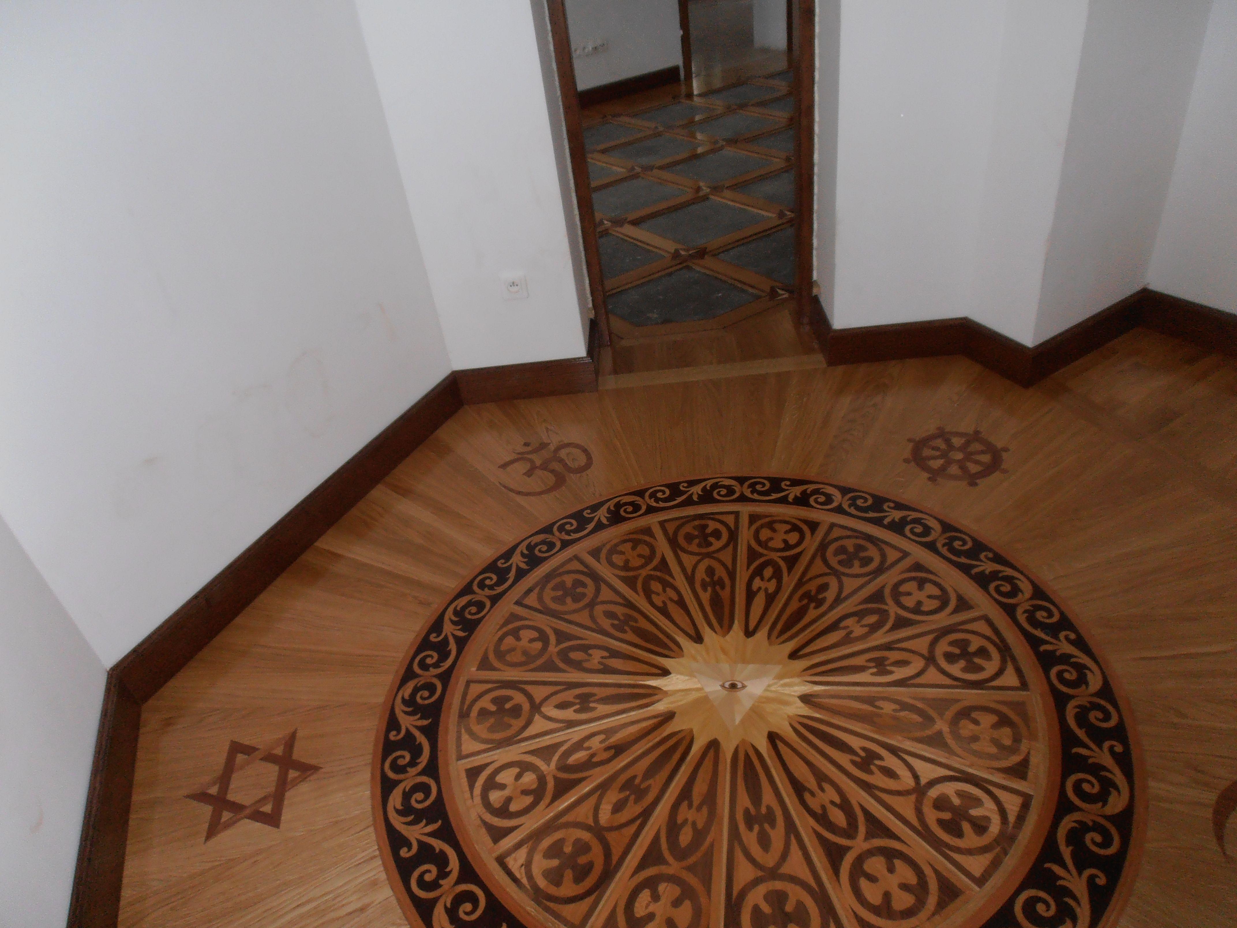 Pin On Our Custom Hardwood Floors