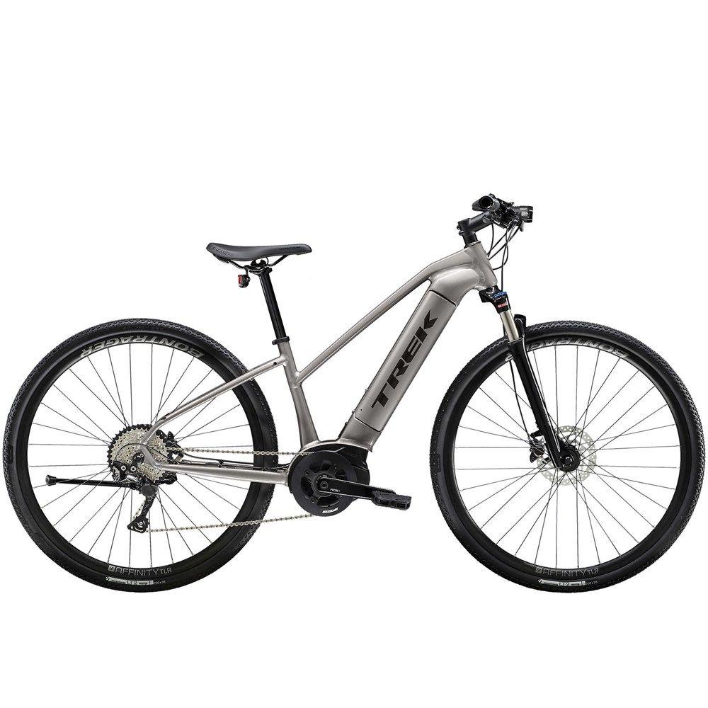 Trek Dual Sport Womens E Bike