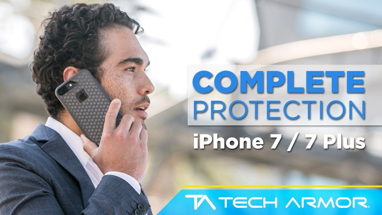Accidental phone drops can happen anytime, anywhere. Plus there's the daily wear and tear.  Don't worry as Tech Armor will always have your back! You Play, We Protect!