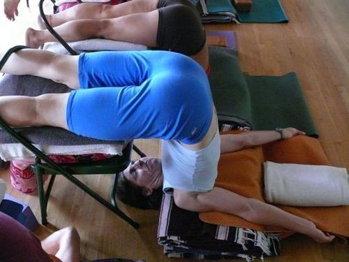 San Diego Yoga Bks Iyengar Yoga Centers Of San Diego The Center Gallery Ocean Beach Normal Heights