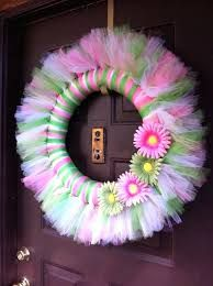 Photo of Easter Door Wreath