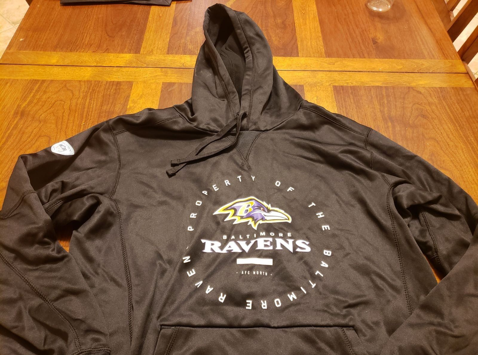 Predownload: New With Tags Ravens Nike Hoodie In Size Mens Medium Lighter Weight Therma Material Msrp 70 Nike Hoodie Hoodies Nike [ 1188 x 1600 Pixel ]