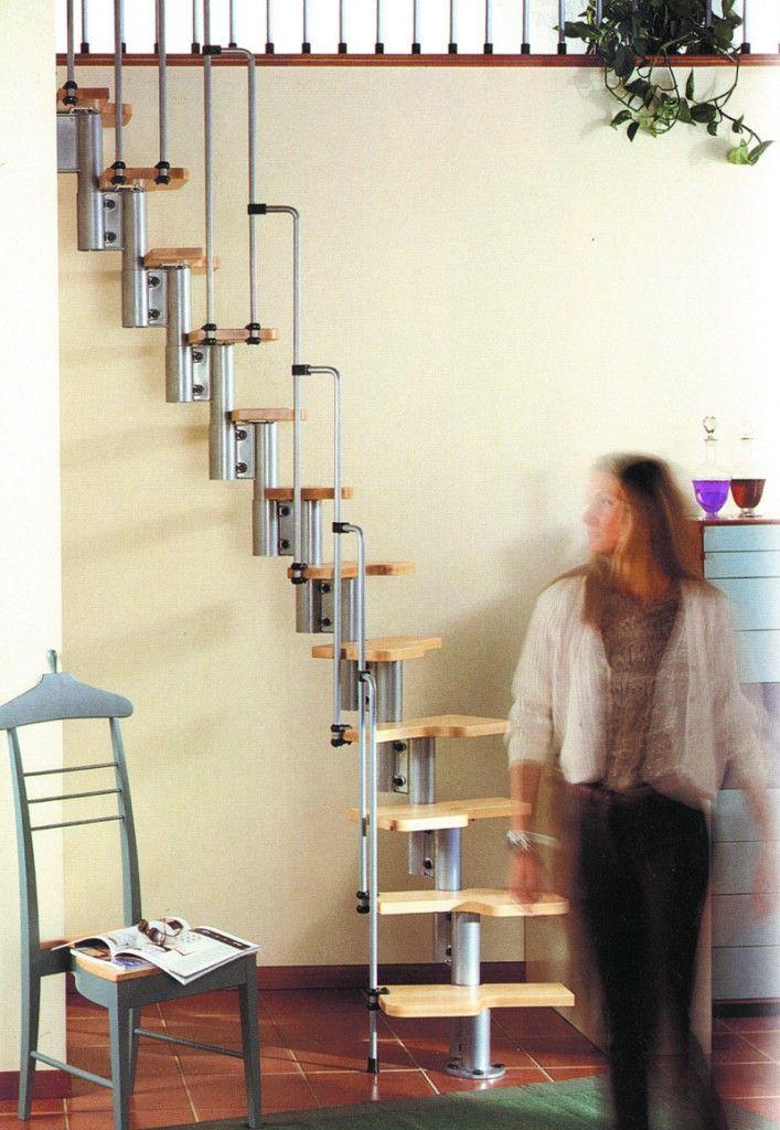 escalier en colimacon modulaire