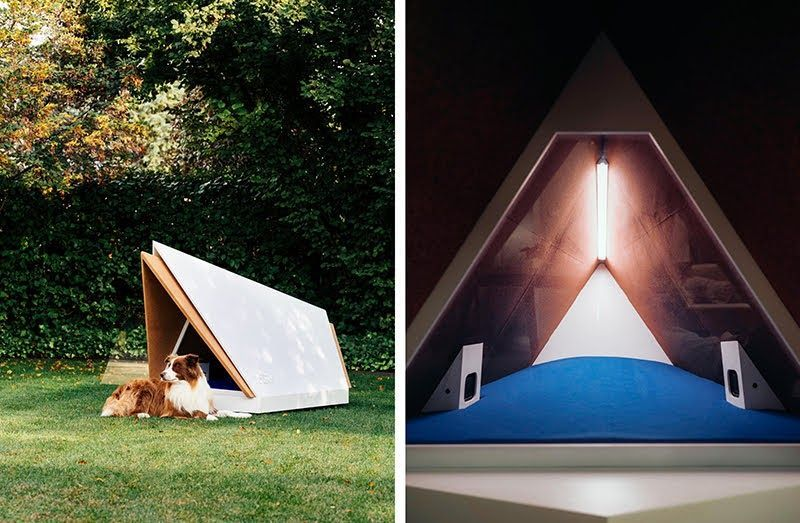 Cool Dog Houses With Modern Designs And Fancy Features Cool Dog