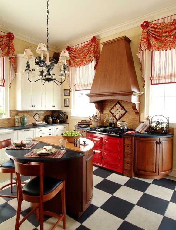 Anleitung zur Auswahl von Gardinen für Ihre Küche Pinterest - fenster gardinen küche