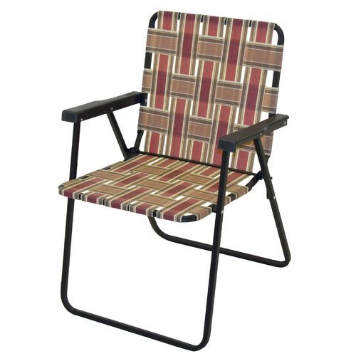 RIO Creations Folding Lawn Chair Lower Back Than The Other