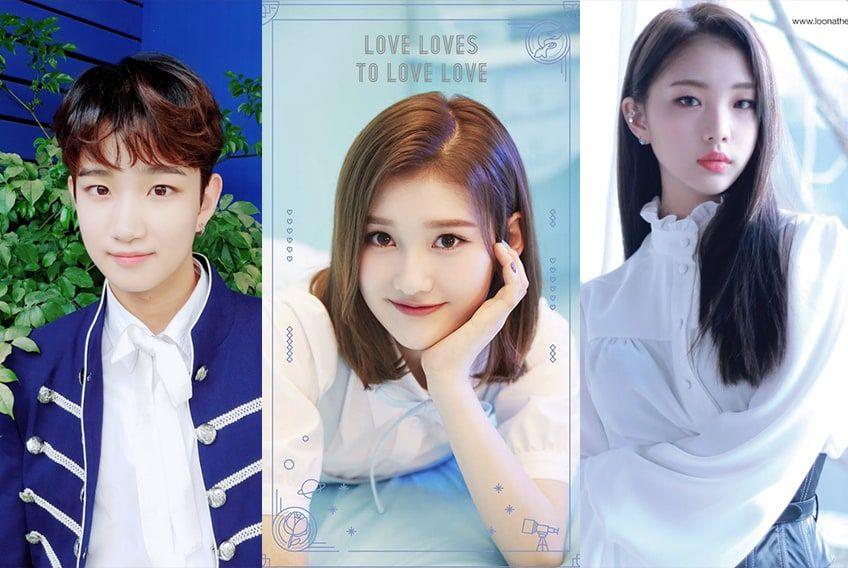 Los Idols Mas Jovenes Del Kpop 2019 The Kpop Idols En 2020 Kpop Jovenes Bailarinas