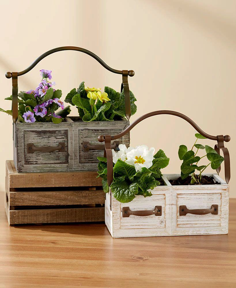 DIY Window Flower Box Planters To Beautify Your