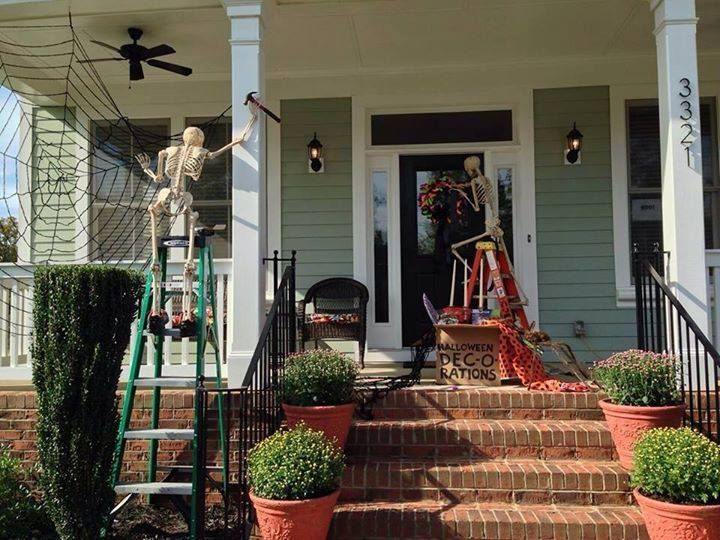 halloween ideas - Skeletons For Halloween Decorations