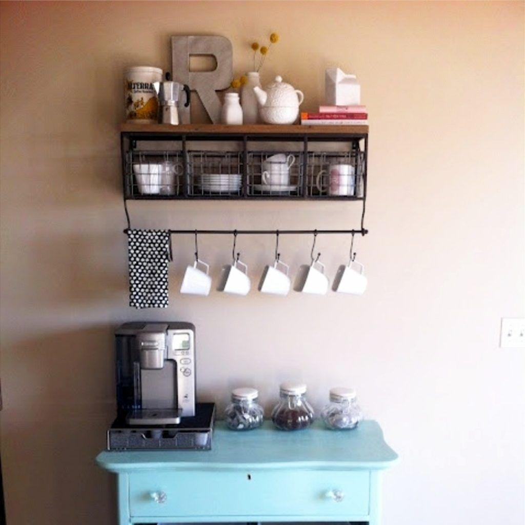 Farmhouse Coffee Station Ideas Farm Style Coffee Bar Ideas Pictures For Your Home Coffee Bar Home Diy Coffee Station Coffee Nook