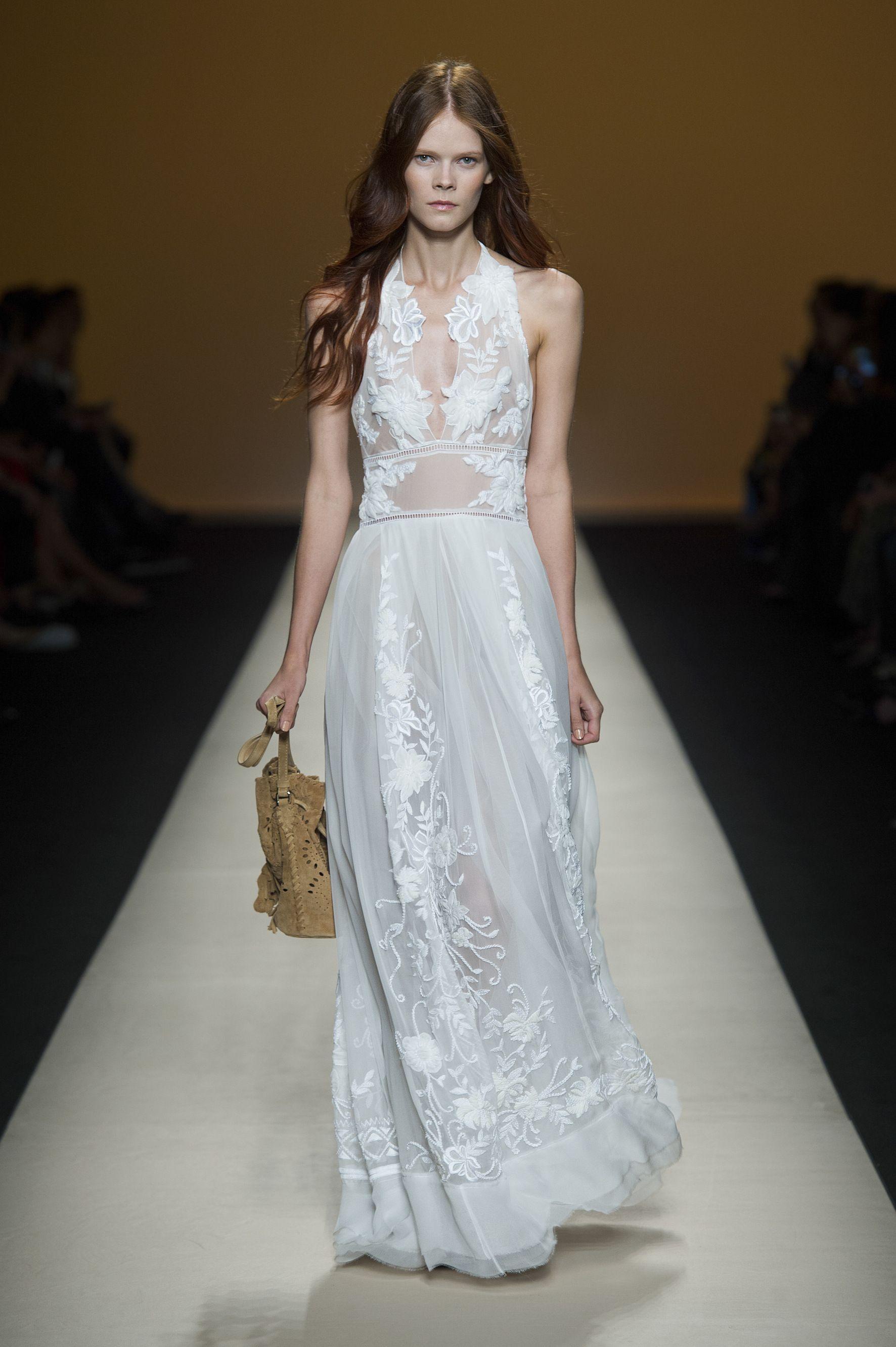 Alberta Ferretti Spring/Summer 2015 #albertaferretti   Dresses ...