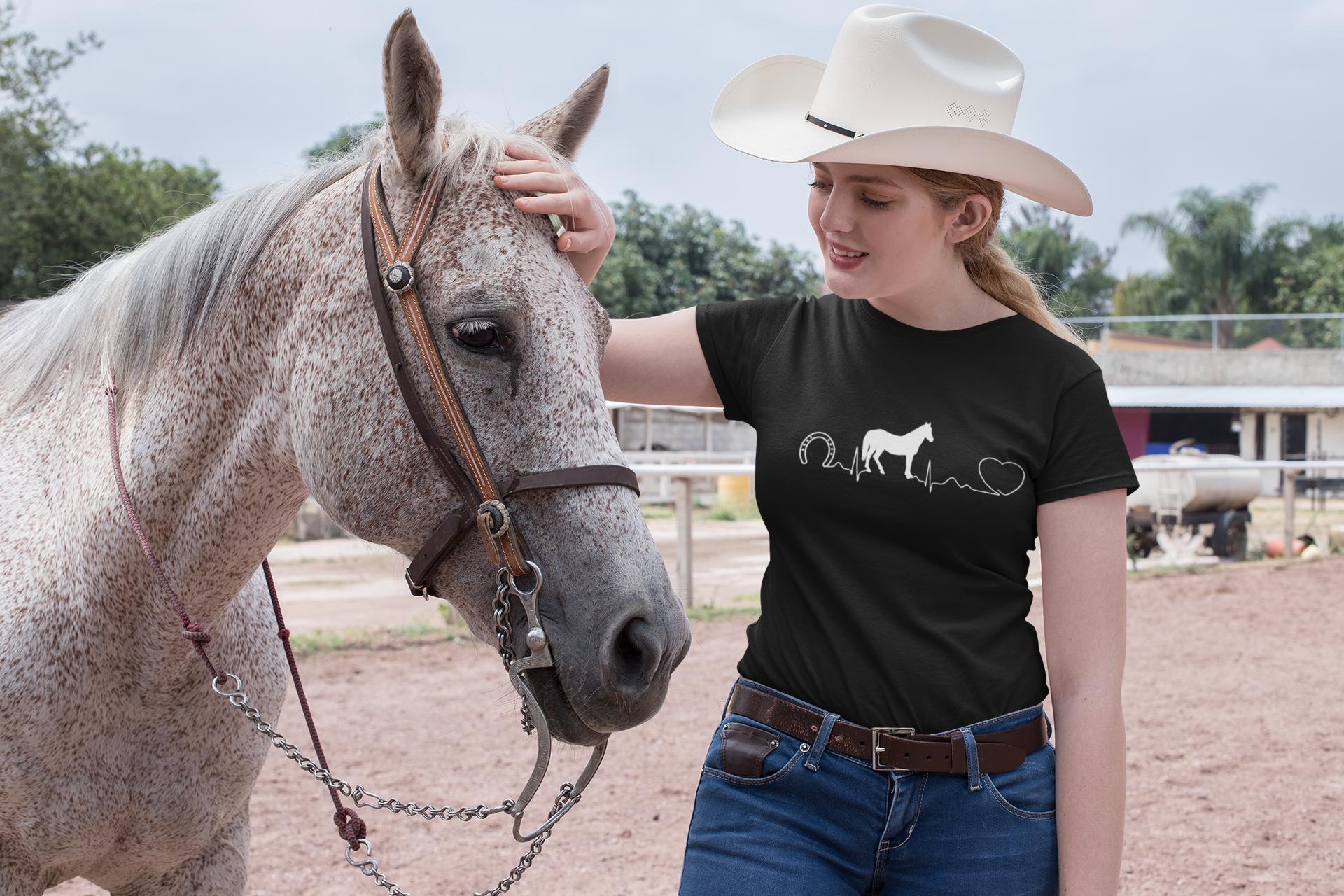See All Apparel Horse Lover Shirt Horse T Shirts Horse Shirt