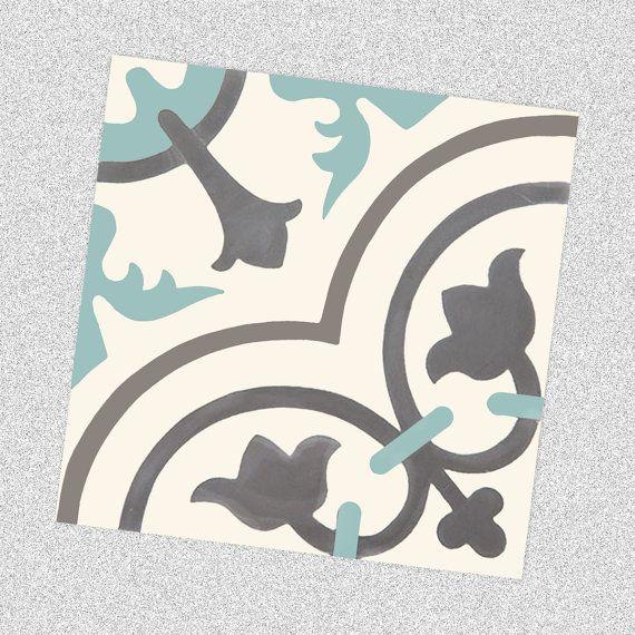 tile decals stickers for kitchen backsplash floor bath. Black Bedroom Furniture Sets. Home Design Ideas