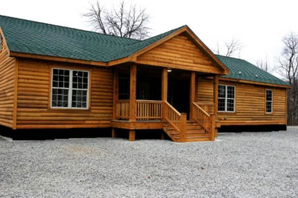 Manufactured homes that look like houses