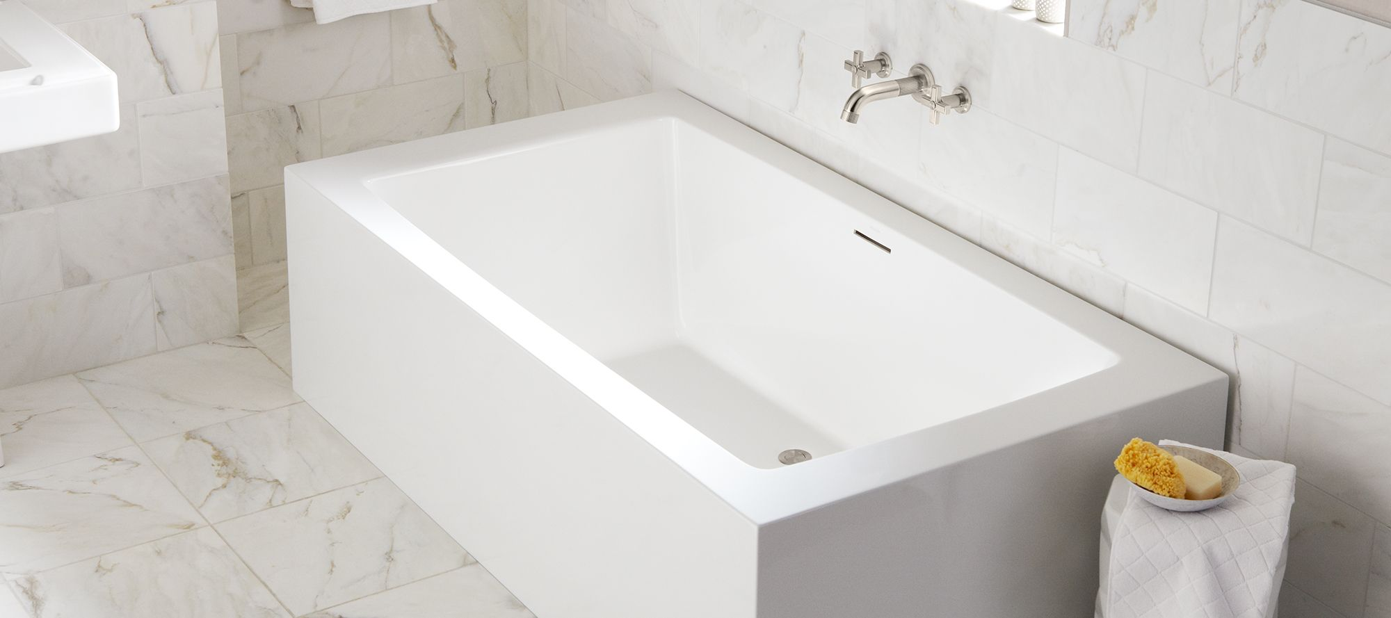 75 Vanity   Bath, Bathtubs and Console tables