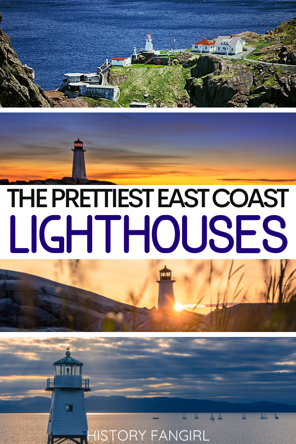 The 27 Most Beautiful East Coast Lighthouses & How