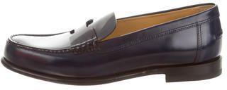 Hermès Kennedy Leather Loafers w/ Tags