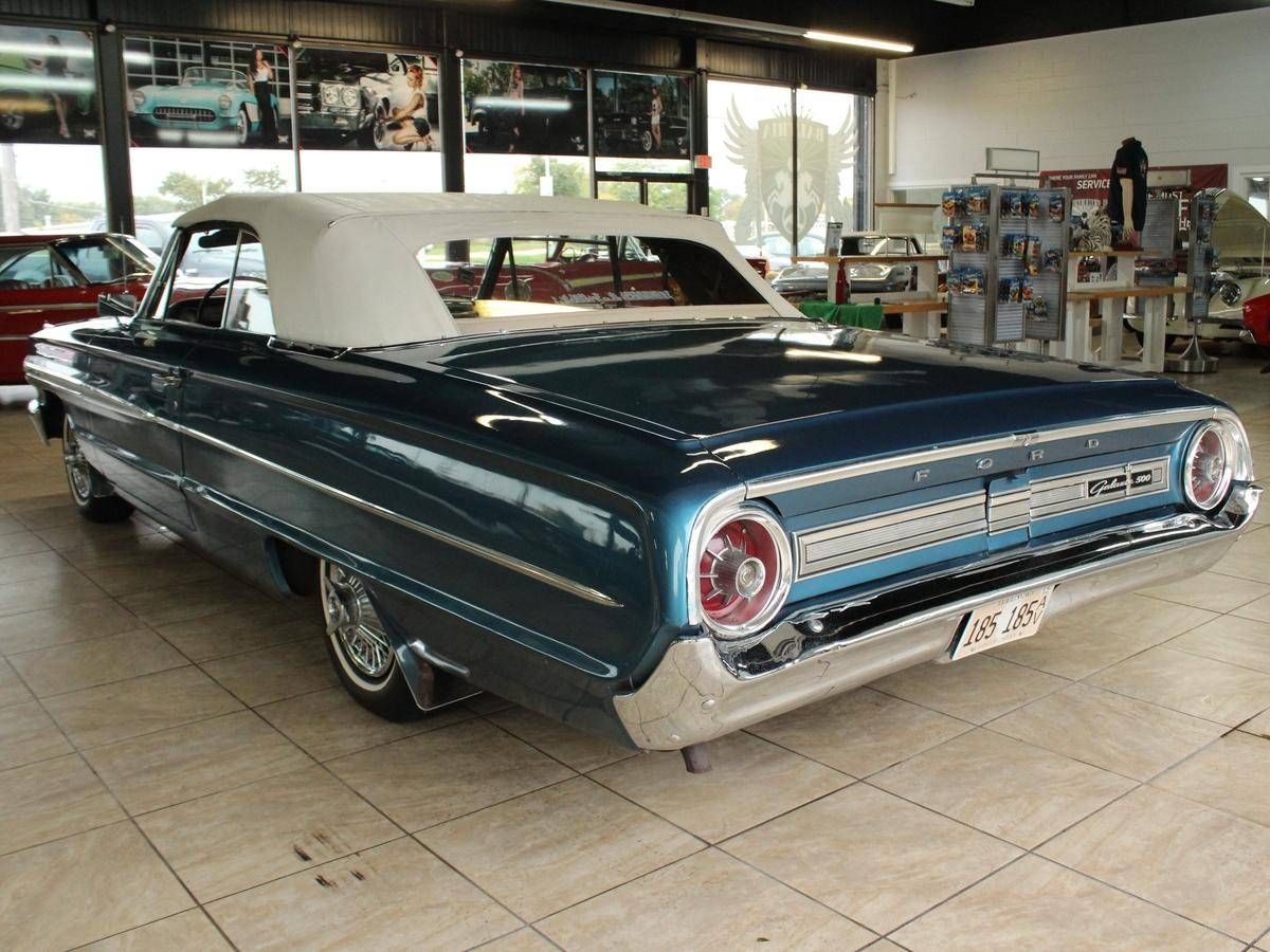1964 Ford Galaxie 500 For Sale 1883622 Hemmings Motor News
