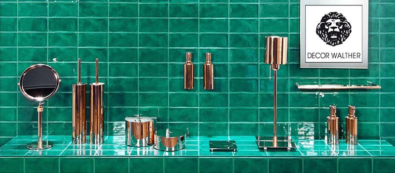Decor Walther Bathroom Accessories.Copper Bath Accessories By Walther Decor Decor Walther Gmbh