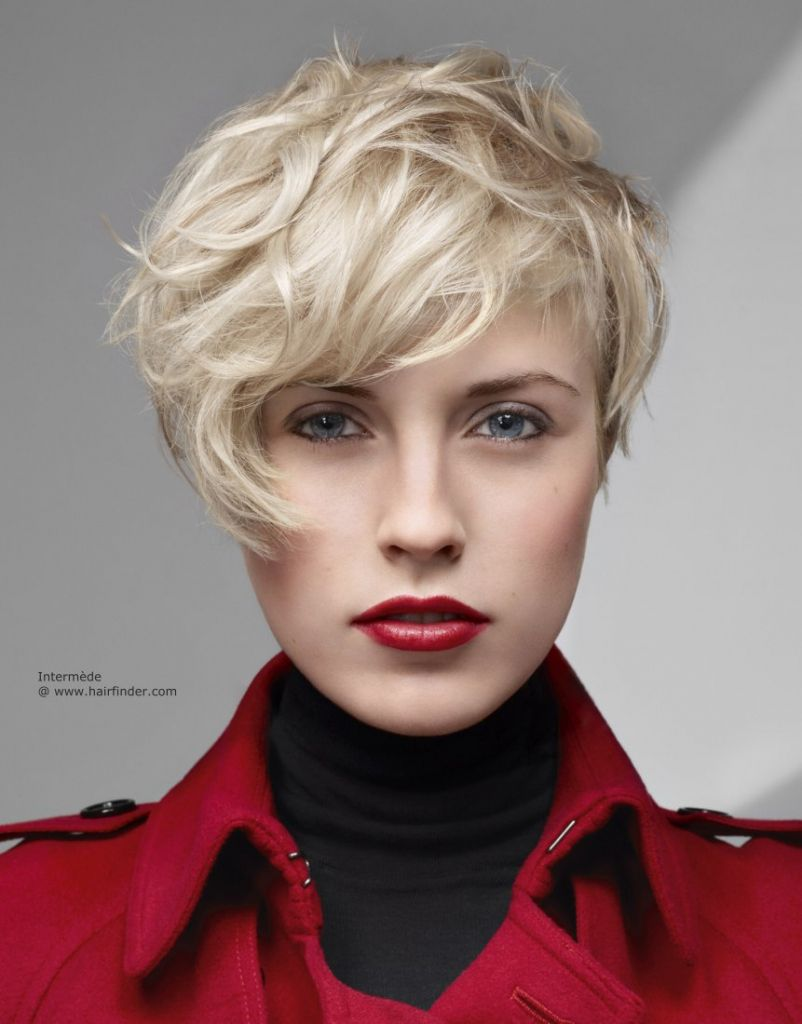 Image Result For Asymmetrical Haircuts Short Hair Pixie Perfection