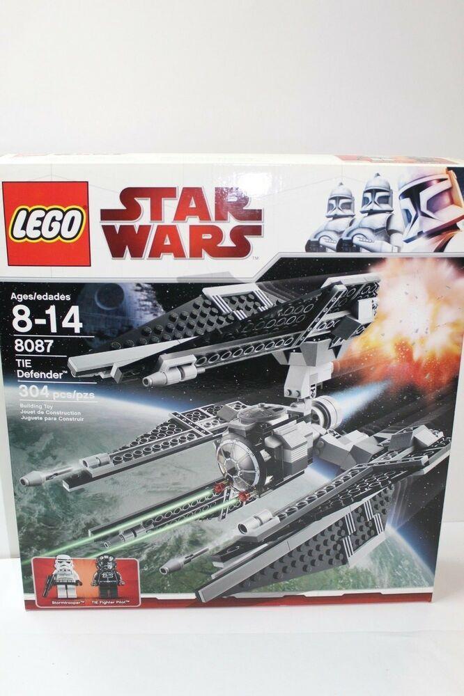 Lego 8087 Star Wars Tie Defender for