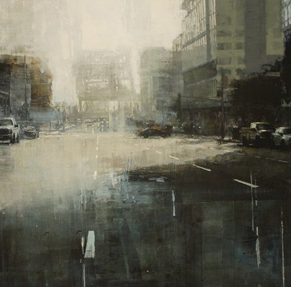 Mark Demsteader was born in 1963 in Manchester, where he still lives and works. He is largely self-taught, having spent many years in life drawing classes, developing a drawing style through close observation of the human form. He uses pastel and gouache to put down clean and assured lines. Demsteader intends for his models to live and breathe, and for their expression and poise conveying a sense of narrative that invites the viewer to ask questions. His work has been exhibited worldwide.