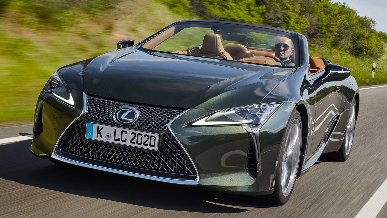 Lexus More Than Just Another Offer 2021 Lexus Lc 500 Convertible Makes Global Debut At 2019 Los On Sale In Summer2020 Convertibles In 2020 Lexus Lc Lexus Top Cars