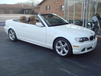 Check Out This 2006 Bmw 325ci Convertible In Alpine White From Mastercars Company Inc In Illinois 62040 It Has An Au Bmw Convertible Automatic Transmission