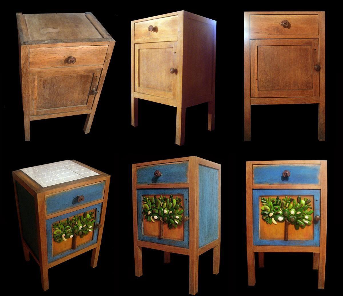 Dipingere mobili vecchi xw84 regardsdefemmes - Mobili vecchi da ristrutturare ...