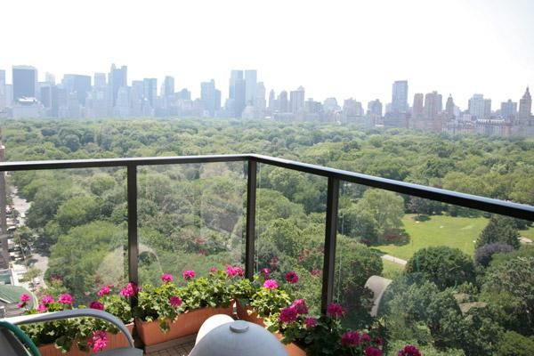 live on 5th ave with direct views overlooking central park rental